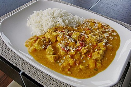 Chicken - Mango - Curry 6