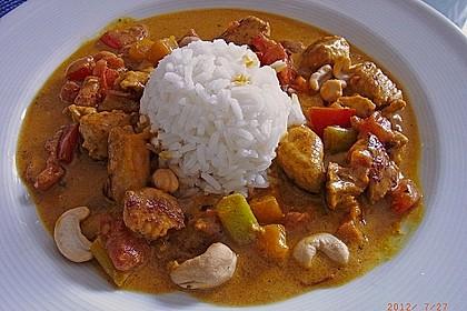 Chicken - Mango - Curry 5