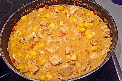 Chicken - Mango - Curry 15