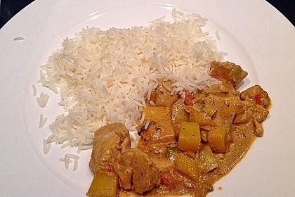 Chicken - Mango - Curry 17