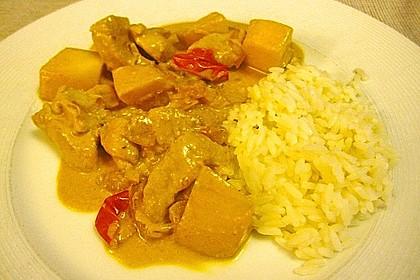 Chicken - Mango - Curry 19