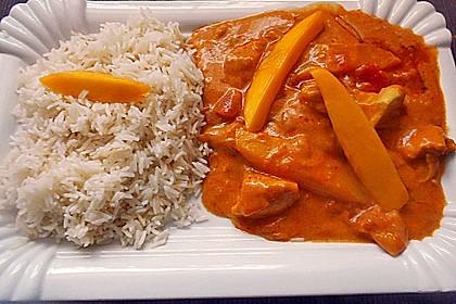 Chicken - Mango - Curry 4