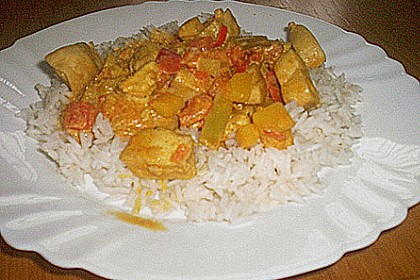 Chicken - Mango - Curry 20
