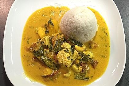 Chicken - Mango - Curry 9