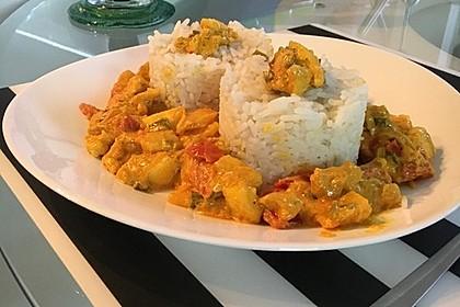 Chicken - Mango - Curry 1