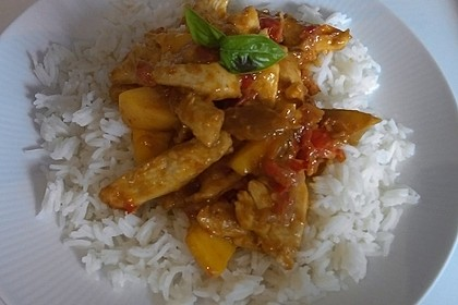 Chicken - Mango - Curry 3