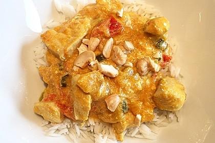 Chicken - Mango - Curry 8