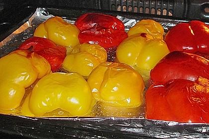 Dieters eingelegte Paprika 1