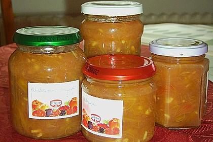 Rhabarber - Ingwer - Marmelade
