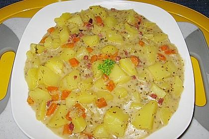 Kartoffelgulasch 2