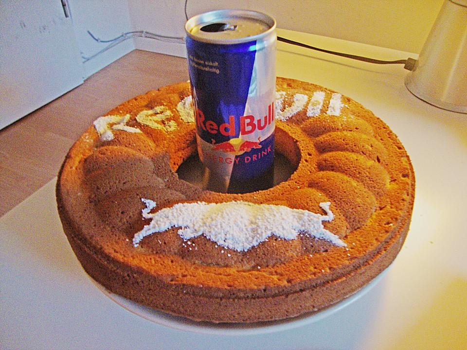 Red Bull Kuchen Von Pinguinheike Chefkoch