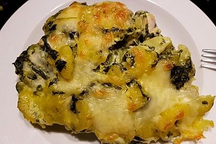 Kartoffelgratin 58