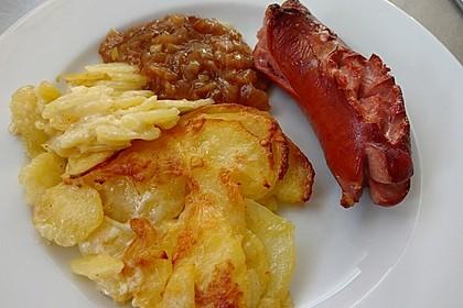 Kartoffelgratin 122