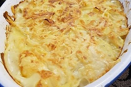 Kartoffelgratin 51