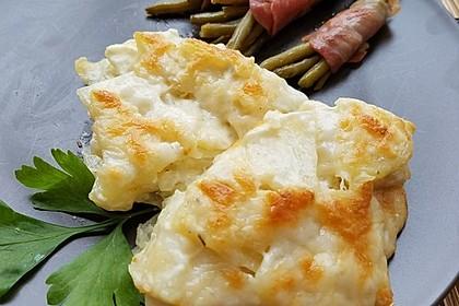Kartoffelgratin 12