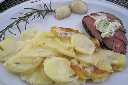 Kartoffelgratin 39