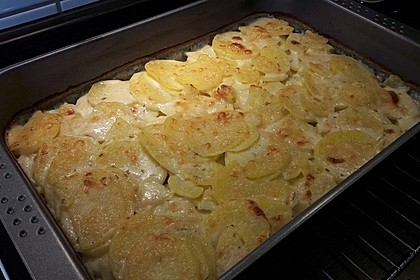 Kartoffelgratin 97