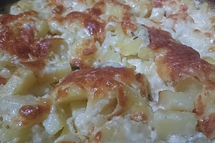 Kartoffelgratin 91
