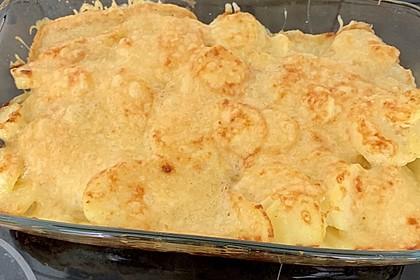 Kartoffelgratin (Bild)