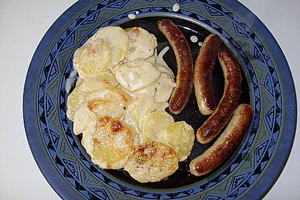 Kartoffelgratin 116