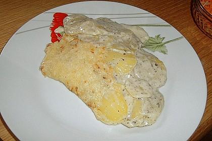 Kartoffelgratin 218