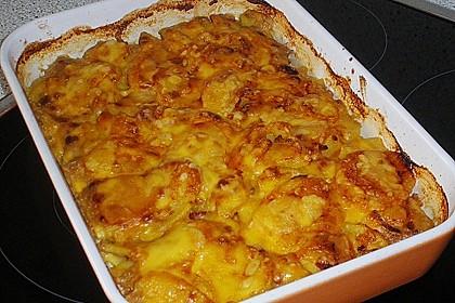 Kartoffelgratin 44