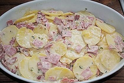 Kartoffelgratin 164