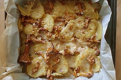 Kartoffelgratin 156