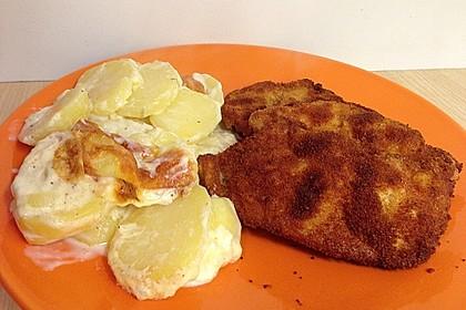 Kartoffelgratin 110