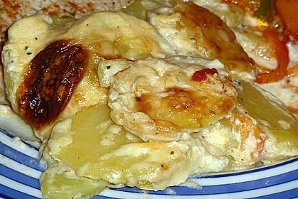 Kartoffelgratin 184
