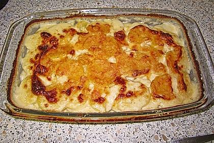 Kartoffelgratin 148
