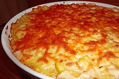 Kartoffelgratin 31