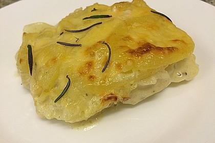 Kartoffelgratin 48