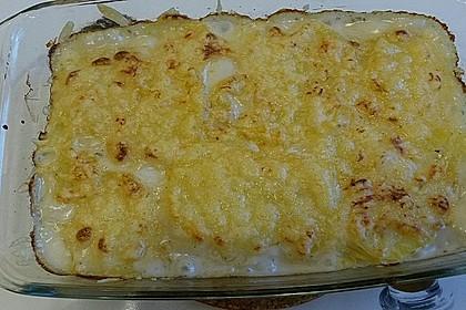 Kartoffelgratin 234