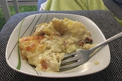 Kartoffelgratin 85