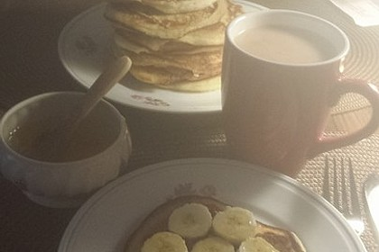 Buttermilch - Pfannkuchen 2