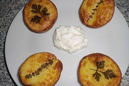 Ofenkartoffeln mit frischen Kräutern 23