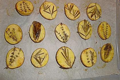 Ofenkartoffeln mit frischen Kräutern 48