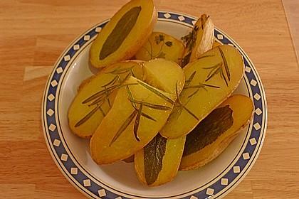Ofenkartoffeln mit frischen Kräutern 45