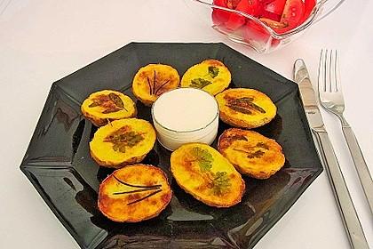 Ofenkartoffeln mit frischen Kräutern 9