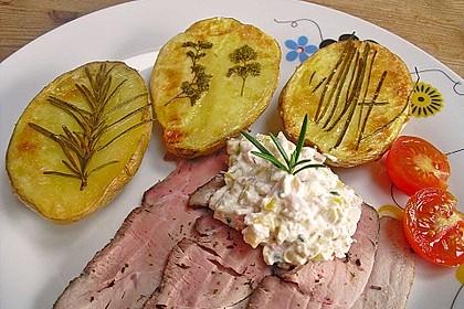 Ofenkartoffeln mit frischen Kräutern 28