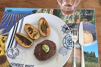 Ofenkartoffeln mit frischen Kräutern 46