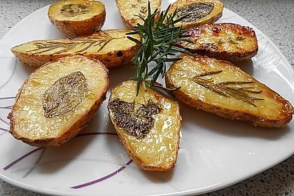 Ofenkartoffeln mit frischen Kräutern 16
