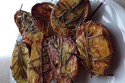 Ofenkartoffeln mit frischen Kräutern 43