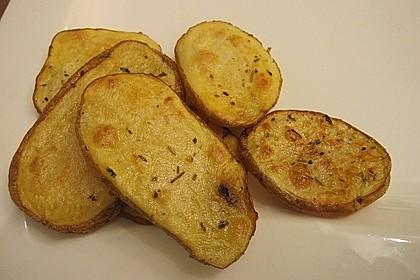 Ofenkartoffeln mit frischen Kräutern 37