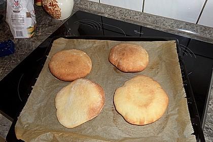 Naan - Brot (Bild)