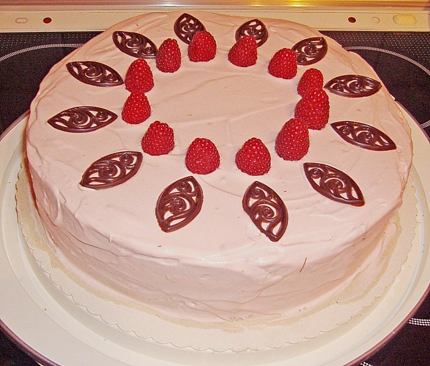 Feine Himbeer Quark Torte Von Maharani22 Chefkoch De