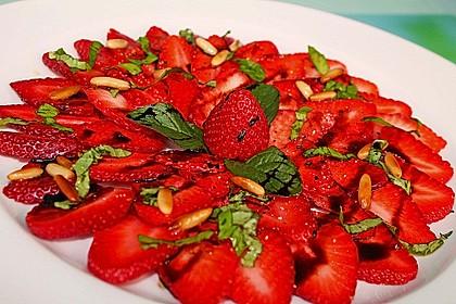 Erdbeer - Carpaccio 2