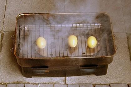 Geräucherte Eier 2