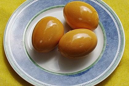 Geräucherte Eier 1